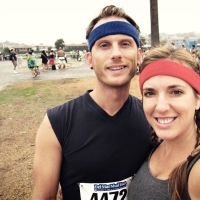 Getting Muddy at the Del Mar Mud Run