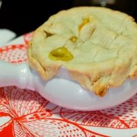 Wintery Chicken Pot Pie