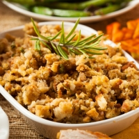 Nina's Cornbread Apple Stuffing: A Thanksgiving Classic