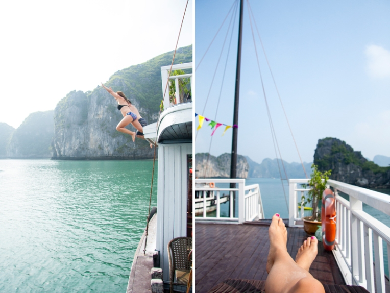 HalongBay-boatjump