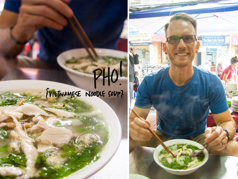 Hanoi - pho